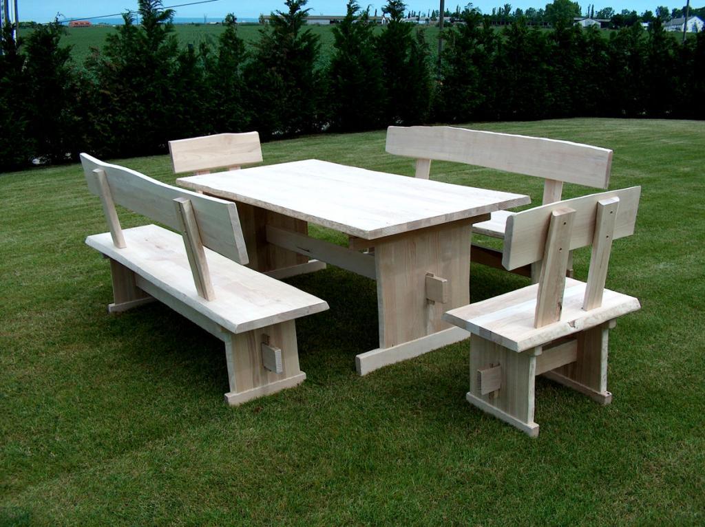 Kőris-, kerti ülőgarnitúra