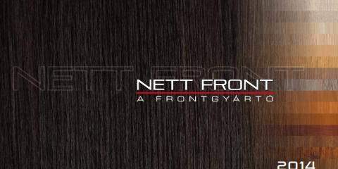 NETTFRONT bútorfrontok