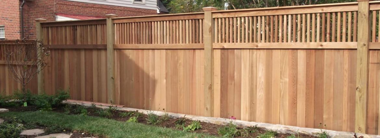Kerítéskészítés, kerítéselemek