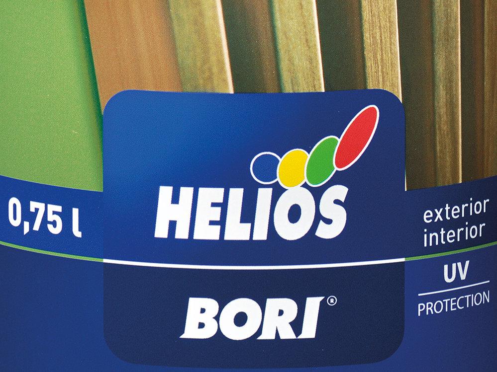 Helios BORI felületkezeő anyagok: festékek, lazúrok, pácok, impregnálók